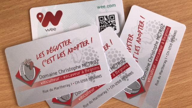 Partenariat avec le réseau Wee